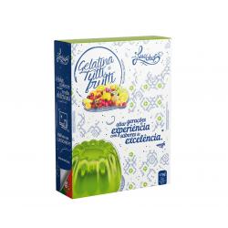 Gelatina de Tuti-frutti