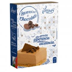 Barvaroise de Chocolate